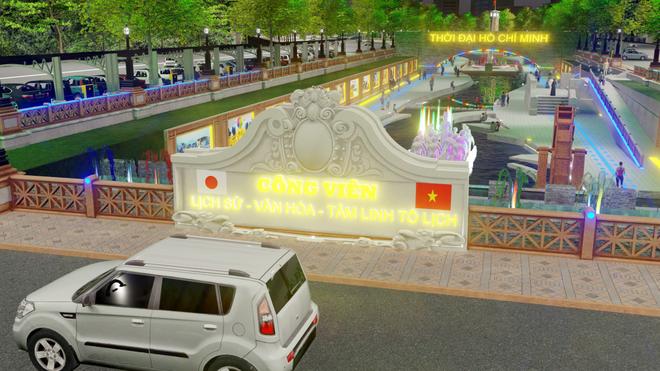 """Đề xuất phương án biến sông Tô Lịch trở thành """"Công viên Lịch sử - Văn hoá - Tâm linh"""" - ảnh 1"""