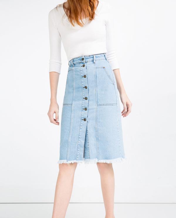 4 món đồ jeans bạn nên tậu gấp để bước vào mùa Thu với style trẻ xinh hết nấc - ảnh 13