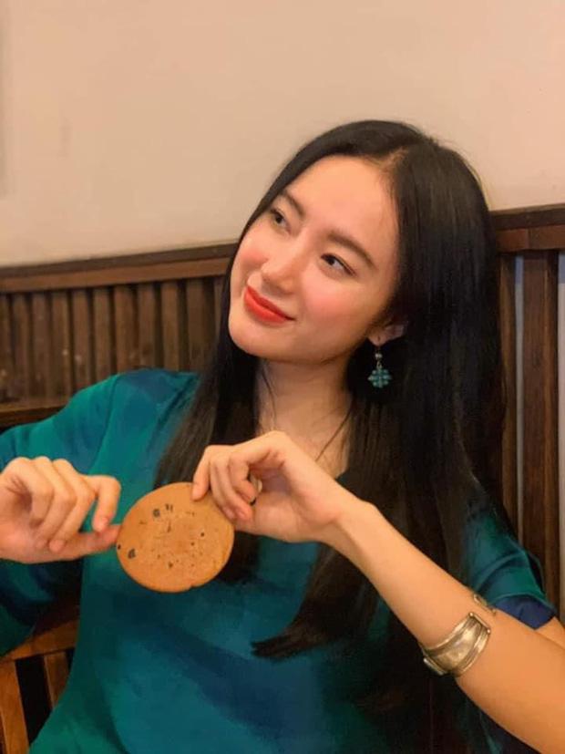 Lộ diện sương sương trong clip mới, Angela Phương Trinh gây sốt với visual giản dị: Góc nghiêng xinh động lòng người! - ảnh 8