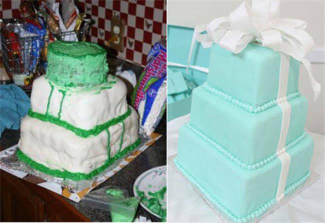 Những chiếc bánh cưới hắc ám khiến cô dâu chú rể chán không buồn về chung một nhà nữa - ảnh 7