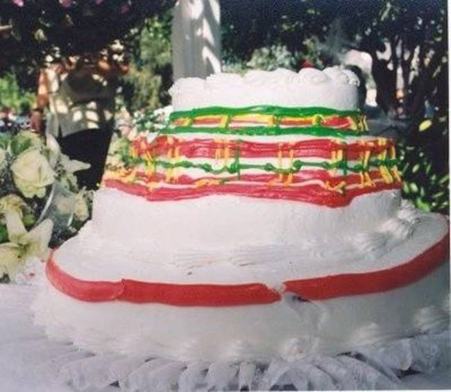 Những chiếc bánh cưới hắc ám khiến cô dâu chú rể chán không buồn về chung một nhà nữa - ảnh 17