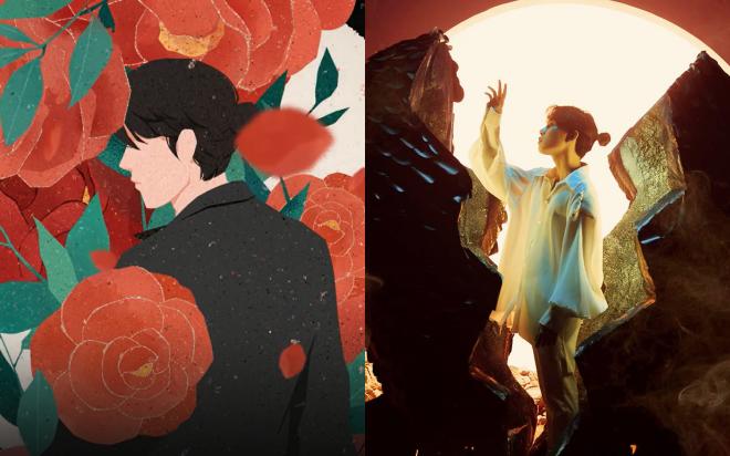 """Jack """"nhá hàng"""" 2 câu từ ca khúc Hoa Hải Đường: Lời hát đẹp như thơ, sản phẩm mang màu sắc dân gian đương đại?"""
