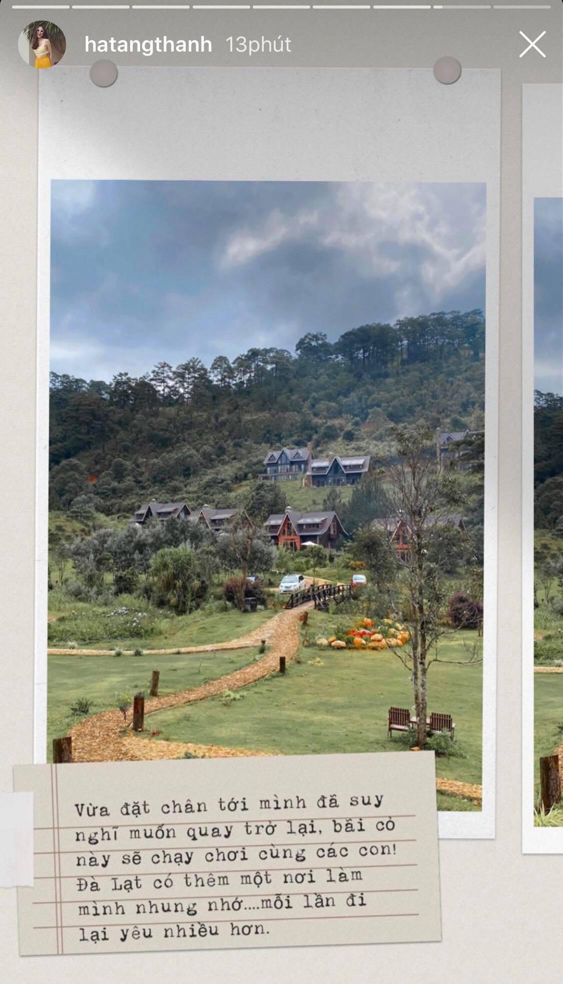 """Hà Tăng trầm ngâm kể về """"ngôi làng cổ tích"""" mới tìm ra ở Đà Lạt, ai nấy đều xốn xang với khung cảnh quá đỗi ngoạn mục - Ảnh 7."""