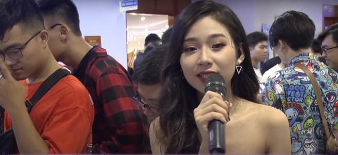 Gái xinh 2k3 trường Lê Quý Đôn là MC của giải đấu game có tiếng, reviewer trên kênh công nghệ 2 triệu subs - ảnh 4