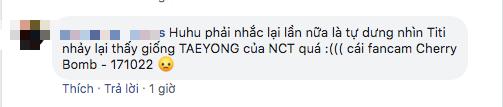 Dân mạng đào clip TiTi (HKT) khoe vũ đạo 7 năm trước, netizen tấm tắc: Như phiên bản sao Taeyong (NCT) và Yunho (TVXQ)? - ảnh 6