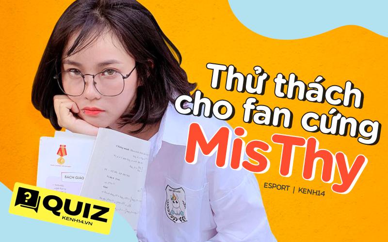 Nữ streamer Việt hot nhất hiện nay gọi tên MisThy - Bạn biết gì về cô ấy?