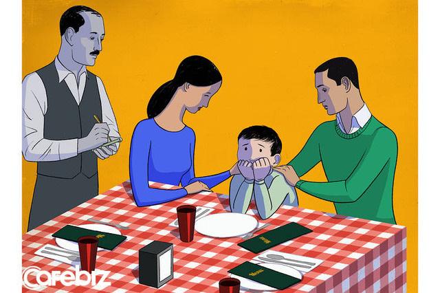 Cha mẹ nên chấp nhận mọi cảm xúc của con mình: Một đứa trẻ cũng biết buồn - Phụ huynh đừng áp đặt hay ra lệnh - ảnh 1