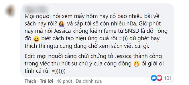 Fan SNSD sôi máu điểm loạt tình tiết sặc mùi đá đểu ở dự án phim chuyển thể của Jessica - ảnh 10