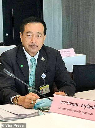 Nghị sĩ Thái Lan bị bắt quả tang xem ảnh khỏa thân khi đang họp quốc hội - ảnh 3