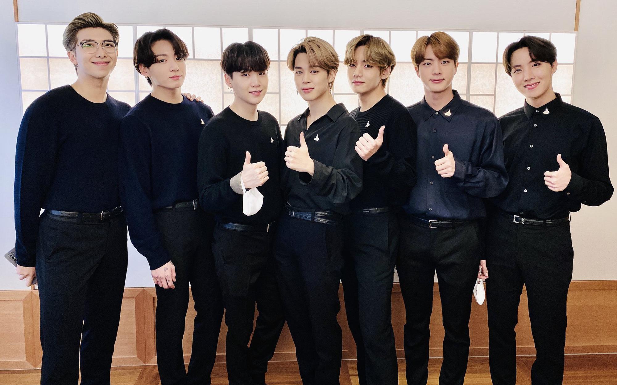 Xôn xao việc BTS nộp đề cử Grammy 2021, liệu boygroup nhà Big Hit có tiếp tục viết nên lịch sử?