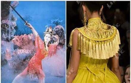 Thì ra Tây Du Ký mở ra loạt trend thời trang khủng: Từ khăn cổ nữ sinh, áo lưới xuyên thấu đến bộ bra đính đá chị em truy lùng - ảnh 5