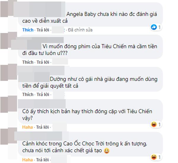 Chi tiền để đóng chính phim Tiêu Chiến, Angela Baby khiến fan hai nhà hỗn chiến? - ảnh 4