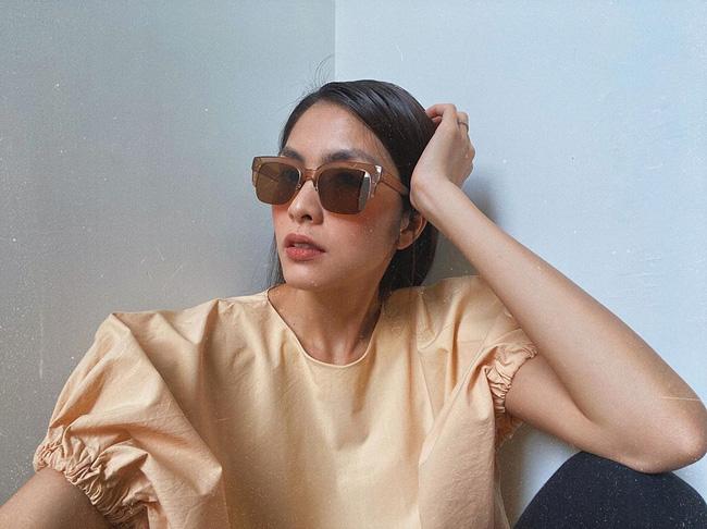 Công thức chung khi chụp ảnh selfie của Hà Tăng, chị em học theo thì bức nào cũng đẹp - ảnh 3