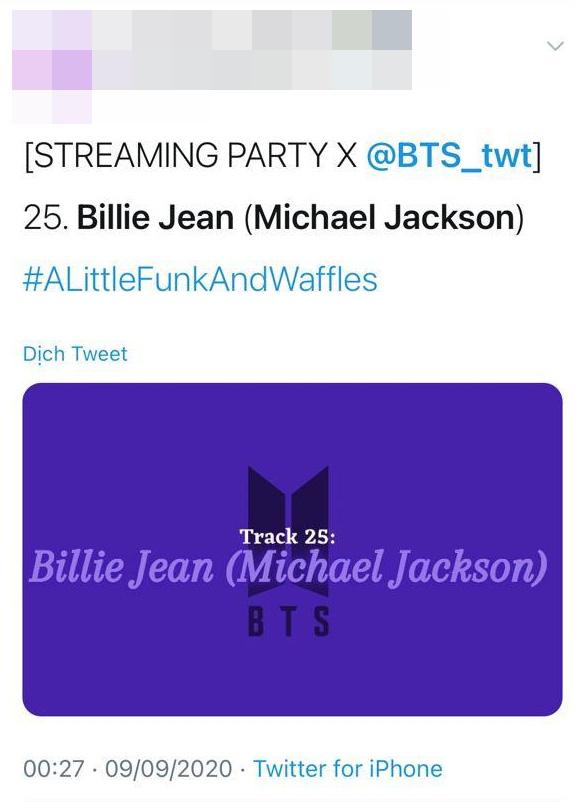 Dở khóc dở cười: Fan của Michael Jackson đang nhờ cậy fan BTS ủng hộ để đánh bại Whitney Houston trong cuộc chiến tỉ view? - ảnh 2
