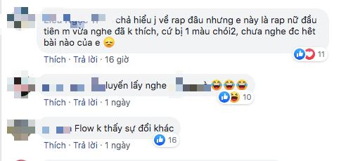 Pháo tiếp tục nhận chỉ trích dù giành vé đi tiếp tại King Of Rap: Cách rap một màu, giọng the thé nên đi hát hơn làm rapper? - ảnh 4