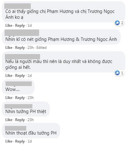 Bản sao Phạm Hương, nữ chính Người Ấy Là Ai... cùng dàn trai đẹp đổ bộ The Face Vietnam 2020 - ảnh 2