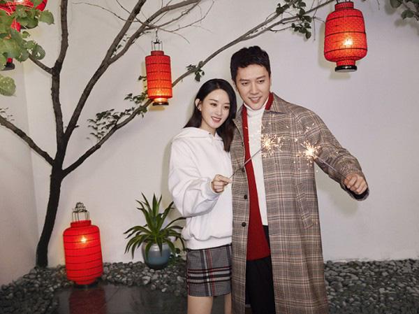 Duyên trời định của Triệu Lệ Dĩnh: 10 năm trước bắt được hoa cưới của Phùng Thiệu Phong, giờ đây là bà Phùng chính hiệu - ảnh 3