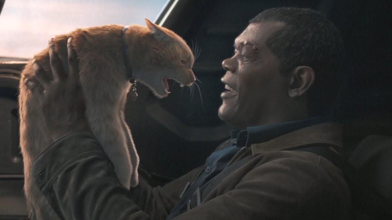 5 lần vũ trụ điện ảnh Marvel gây tuột mood cả ngày: Trận đấu của Black Panther dựng siêu ẩu cho kịp deadline, Nick Fury chột vì mèo? - Ảnh 11.