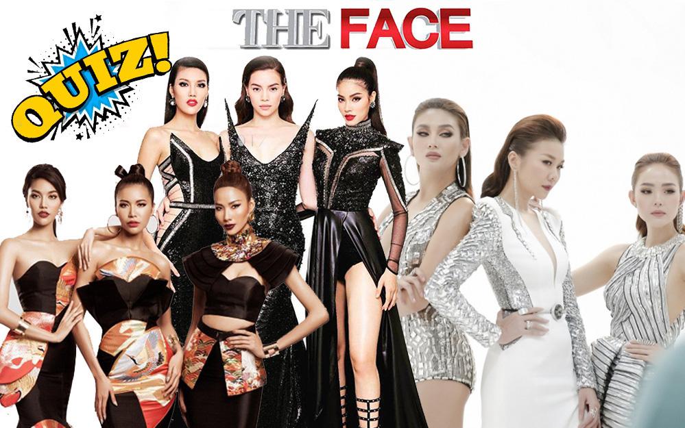 Quiz: The Face Vietnam sắp trở lại nhưng bạn có nhớ tất tần tật về 3 mùa giải trước?