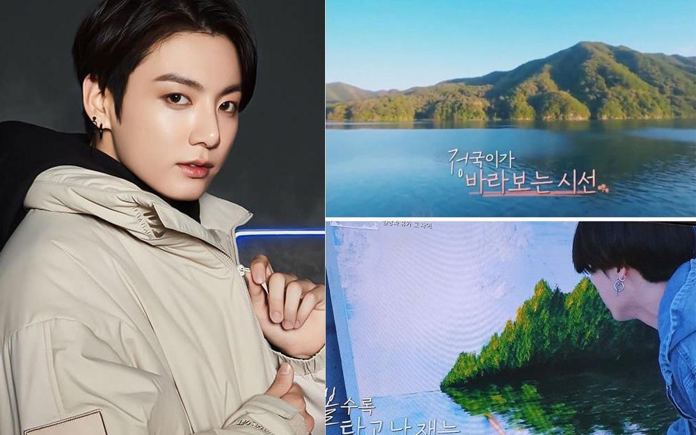 Jungkook khiến BTS trầm trồ về khả năng hội họa: Người gì vừa đẹp trai, hát hay, lại còn đa tài!