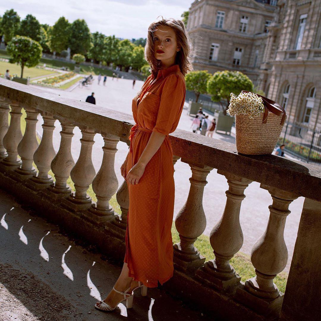 Trời se lạnh mà quẩy váy dáng dài là có style yêu kiều như gái Pháp, điểm sang chảnh tăng ngùn ngụt - Ảnh 5.