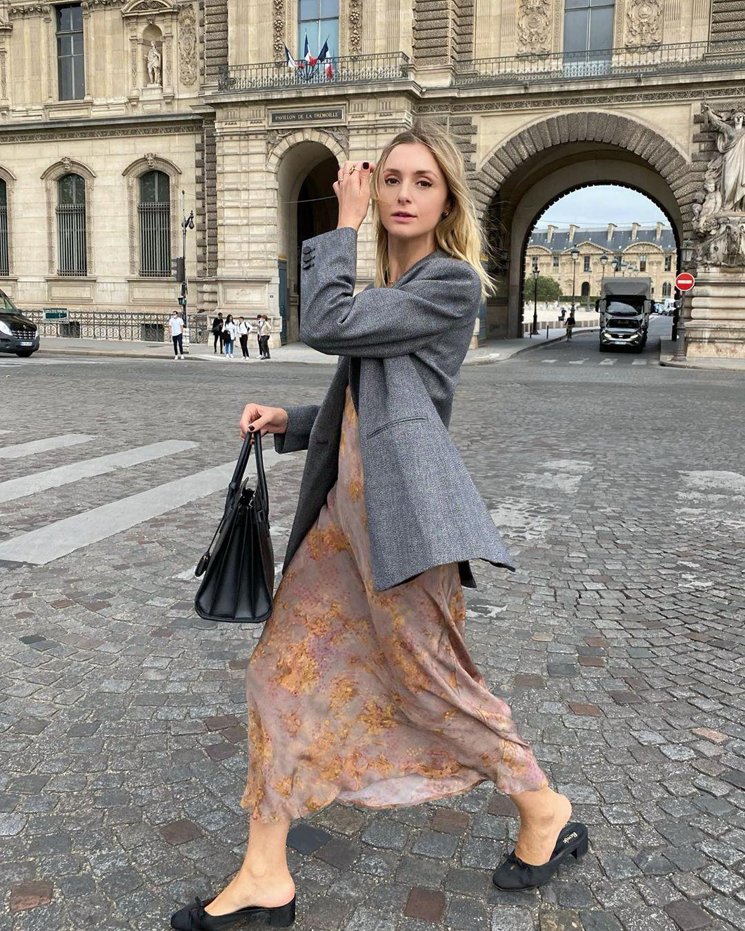 Trời se lạnh mà quẩy váy dáng dài là có style yêu kiều như gái Pháp, điểm sang chảnh tăng ngùn ngụt - Ảnh 6.