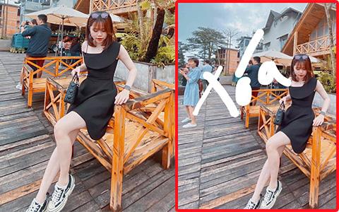 Bạn gái Quang Hải nhờ dân mạng xóa bớt người trong ảnh và cái kết đắng lòng