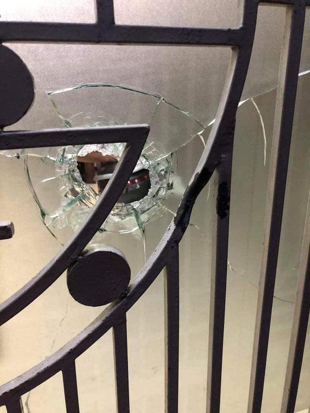 Hải Phòng: Công an đang điều tra vụ nổ súng nhà dân trong đêm - ảnh 1