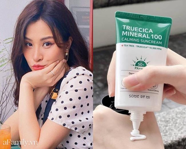 Hội sao Việt ngoài 30 chia sẻ về tuýp kem chống nắng yêu thích, có loại giá rẻ còn chưa đến 300k - Ảnh 7.