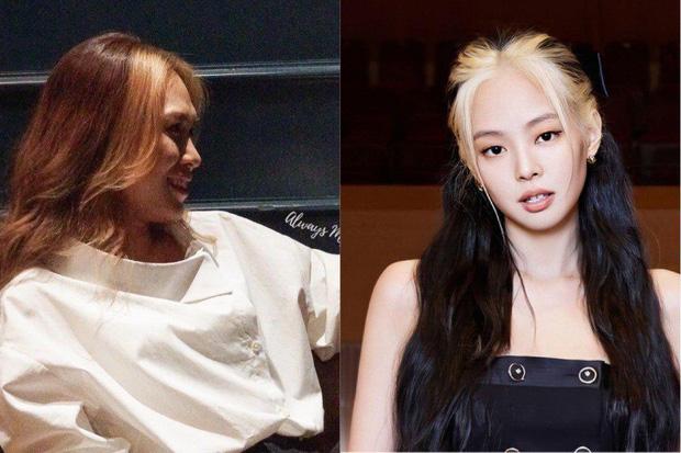 Chị đẹp Mỹ Tâm chơi quá: Đã bắt trend tóc Jennie còn diện cả nhẫn, dây chuyền hàng hiệu giống Lisa - ảnh 2