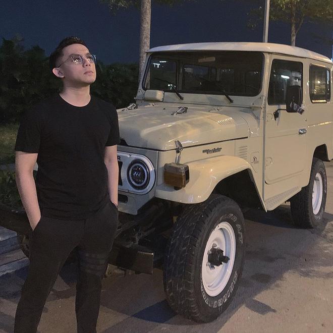 CEO Tống Đông Khuê bất ngờ xoá hết hình ảnh về chiếc xe 5 tỷ sau khi bạn gái lên mạng nói: Xe em tự mua - ảnh 3