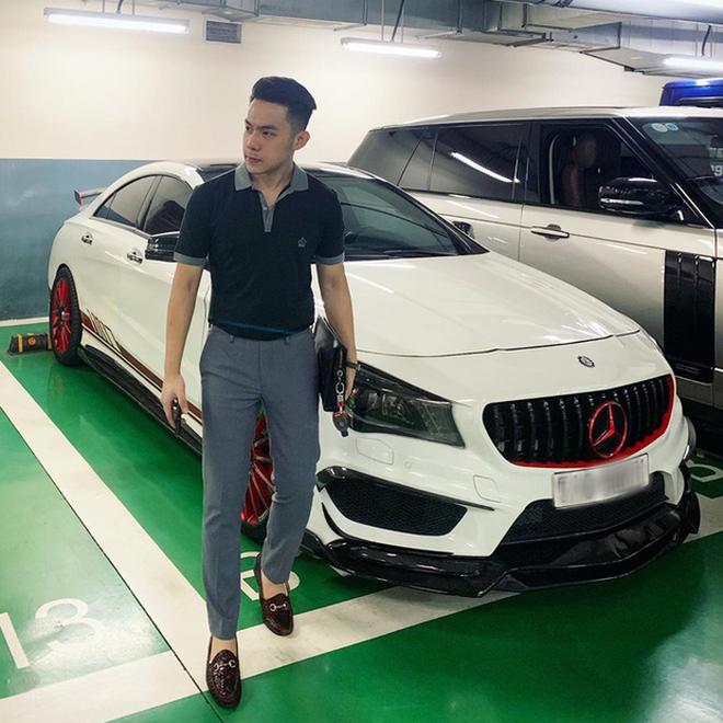 CEO Tống Đông Khuê bất ngờ xoá hết hình ảnh về chiếc xe 5 tỷ sau khi bạn gái lên mạng nói: Xe em tự mua - ảnh 4