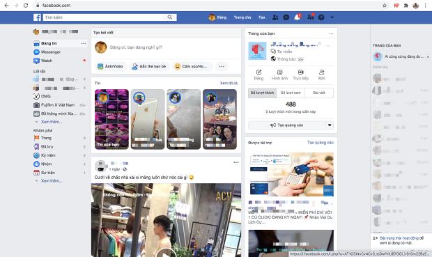 Cấm quay xe về phiên bản cũ, giao diện mới của Facebook nhận mưa gạch đá từ cộng đồng mạng - ảnh 2