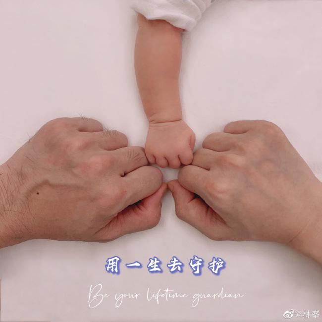 Tài tử Lâm Phong và bà xã cuối cùng đã đón bé cưng đầu lòng, bộ ảnh gia đình cosplay Tôn Ngộ Không siêu cute gây sốt - Ảnh 2.
