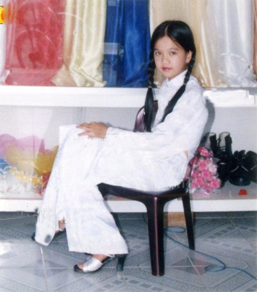 Sao Việt thời đi học: Người điệu sớm, người xinh không cần son phấn, người chân phương ngỡ ngàng - ảnh 7