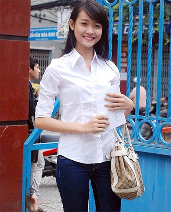 Sao Việt thời đi học: Người điệu sớm, người xinh không cần son phấn, người chân phương ngỡ ngàng - ảnh 5