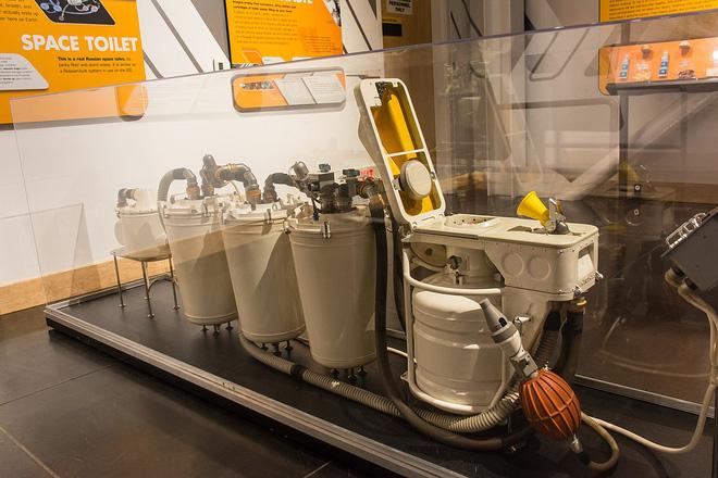 Mẫu toilet trị giá 529 tỷ đồng này sắp được NASA phóng vào vũ trụ - ảnh 2