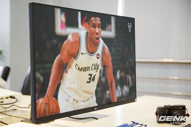 Trải nghiệm nhanh màn hình LG UltraFine Display 4K dành cho dân đồ hoạ: thiết kế tinh tế, hiển thị ấn tượng - ảnh 14