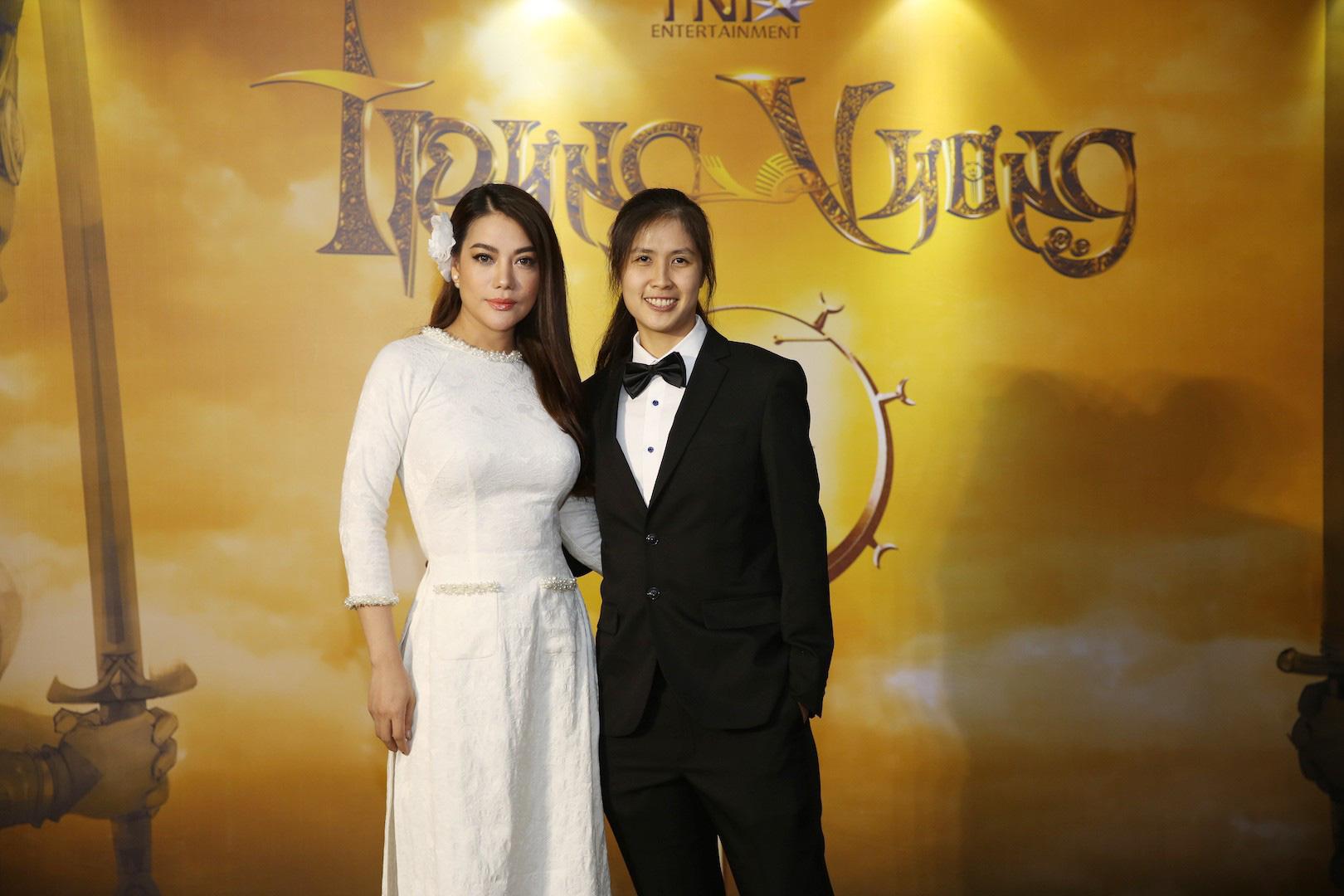 Trương Ngọc Ánh chốt đơn đóng chính Trưng Vương, lăm le hốt gọn Cô Em Trendy về đội nữ tướng   - Ảnh 5.
