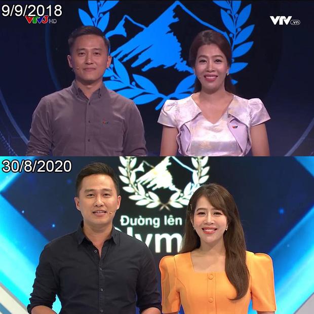 Bộ đôi MC Olympia đình đám Diệp Chi - Ngọc Huy: Nhan sắc trẻ mãi không già, đứng cạnh thí sinh cứ như bạn bè - ảnh 10