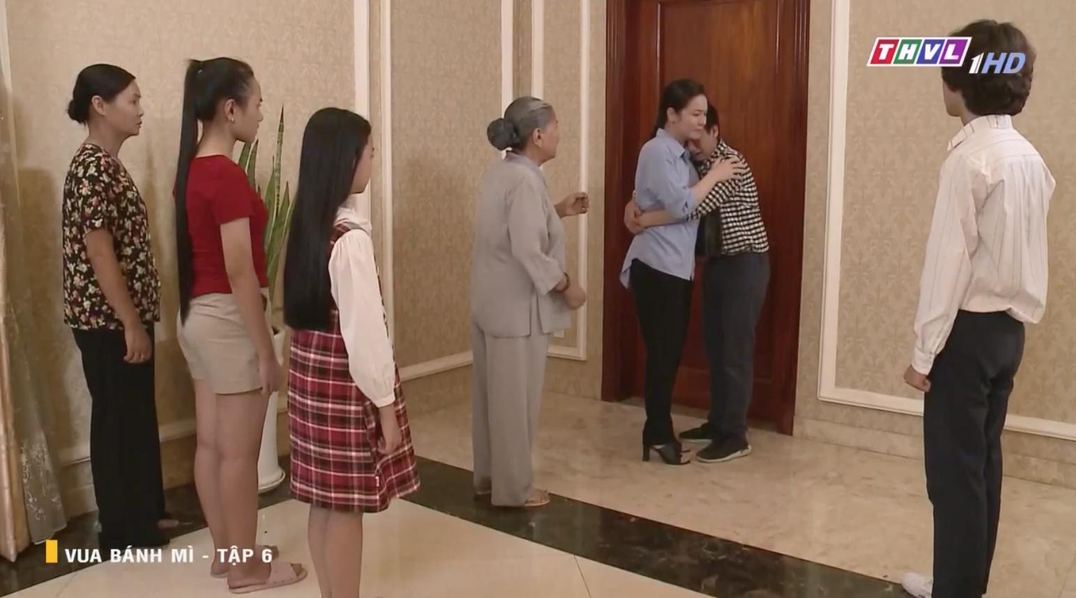 Bị dọa sương sương đúng một lần, Nhật Kim Anh đã nguyện giao con cho nhà nội ở Vua Bánh Mì bản Việt tập 6 - Ảnh 2.