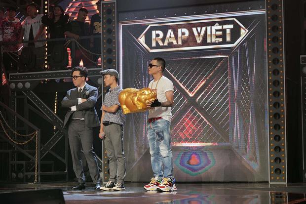 Ấn tượng học trò team Suboi bỏ đại học để đi thi Rap Việt, thua ở vòng đối đầu nhưng lội ngược dòng giật tấm vé vớt đầy ngoạn mục! - ảnh 3