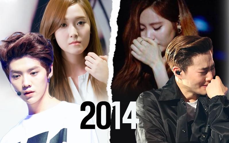 """Ngày này 6 năm trước, SM bắt đầu rơi vào khủng hoảng khi Jessica tuyên bố rời SNSD, Luhan cũng """"nối đuôi"""" kiện tụng nhằm rút khỏi EXO"""