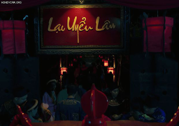 Màn nhảy cóc kì cục của đạo diễn Mai Thu Huyền với teaser Kiều: Nhà thơ Nguyễn Du và chữ Quốc ngữ gộp thành một? - Ảnh 3.