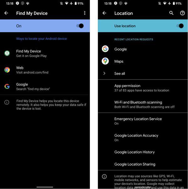 Mẹo hay để nâng cấp bảo mật chỉ với những cài đặt sẵn có trên smartphone chạy Android - ảnh 2