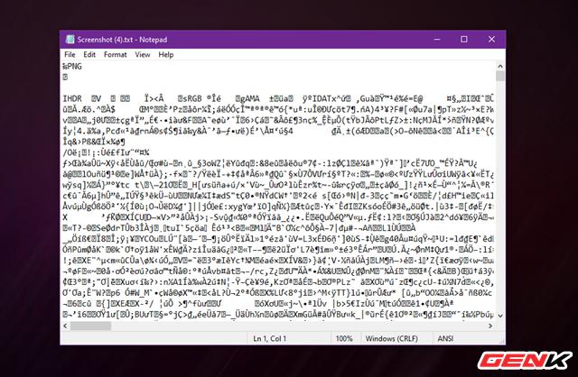 Giấu nhanh tập tin nhạy cảm trên Windows 10 theo cách mà không ai có thể ngờ tới - ảnh 8