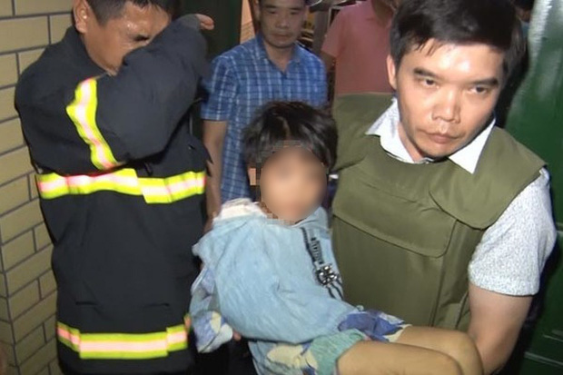 Nóng: Đã bắt được đối tượng bạo hành con gái dã man ở Bắc Ninh, sau đó bỏ trốn lên Hà Nội - Ảnh 4.