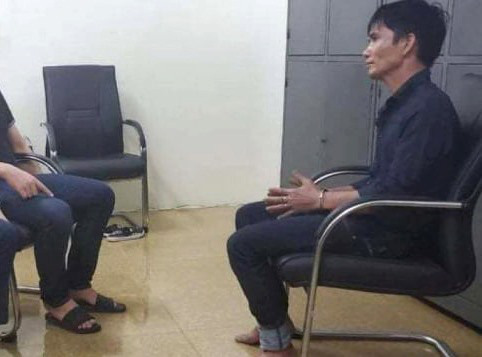 Nóng: Đã bắt được đối tượng bạo hành con gái dã man ở Bắc Ninh, sau đó bỏ trốn lên Hà Nội - Ảnh 1.
