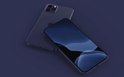 iPhone 2020 sẽ không còn màu xanh rêu Midnight Green, thay vào đó là xanh dương Navy?