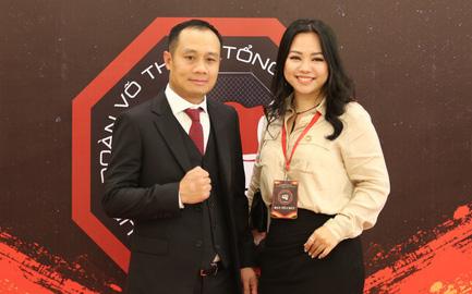 Liên đoàn Võ thuật tổng hợp Việt Nam chính thức được thành lập, đánh dấu cột mốc lịch sử cho MMA tại Việt Nam